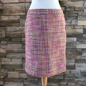 Dresses & Skirts - Colorful tweed skirt